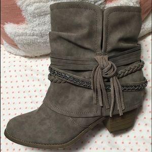 "Maurice's  ""Celeste"" brand boots"